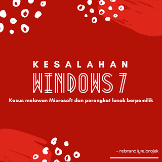 cover Kesalahan Windows 7