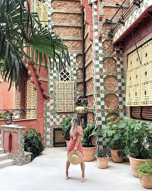 Casa Vicens Barcellona