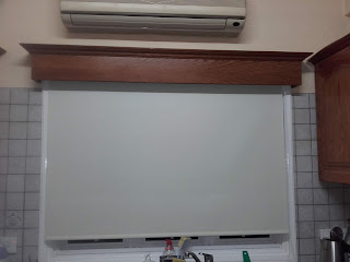 functional kitchen blind in cyprus