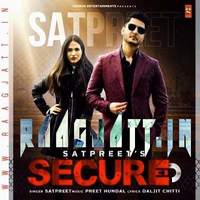 Secure by Satpreet lyrics