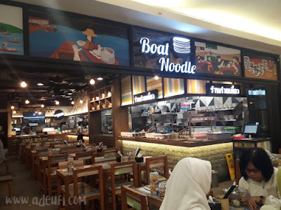 Boat Noodle Kota Kasablanka