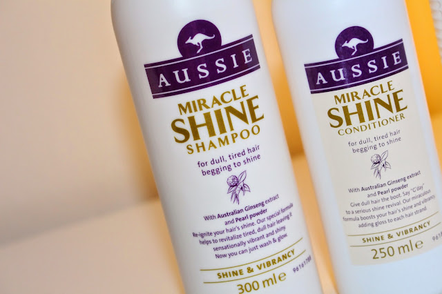 Aussie Shampoo & Conditioner Review