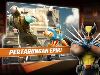 Marvel Strike Force Apk Mod v1.4.3 Free Download for android