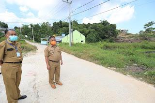 Peninjauan Lapangan Ke Beberapa Titik Pembangunan di Kota Tarakan - Tarakan Info