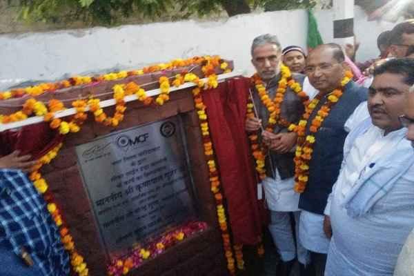 union-state-minister-krishan-pal-gurjar-faridabad-development-news