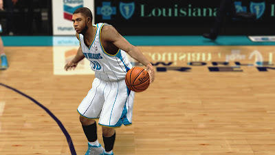 NBA 2K13 Eric Gordon NBA2K Player Update