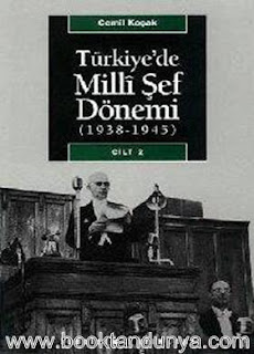 Cemil Koçak - Türkiye'de Milli Şef Dönemi (1938-1945) 2. Cilt