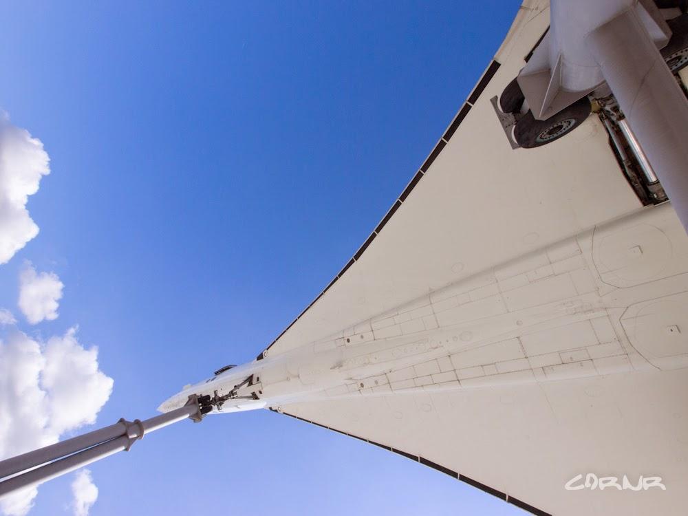 Concorde, Muzeul Auto si Tehnic Sinsheim