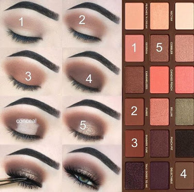 Luxury Makeup - (Kris Jenner Last Instagram Makeup Tutorial)