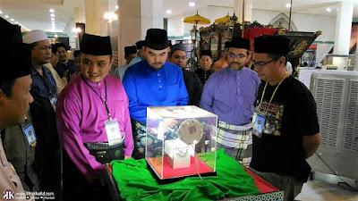 YTDM Raja Muda Selangor Tengku Amir Shah, Masjid Negeri Selangor,