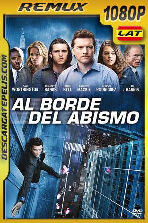 Al borde del abismo (2012) 1080p BDRemux  Latino – Ingles