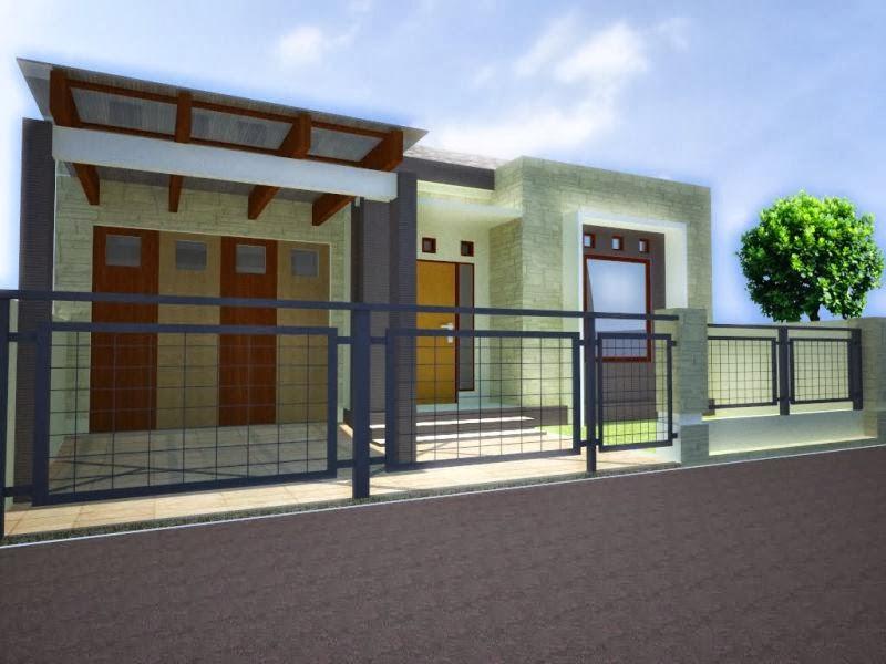 desain rumah minimalis 8