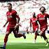 ليفربول يتغلب على توتنهام هوتسبير