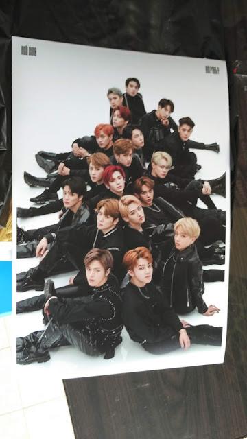 Poster Boyband Korea