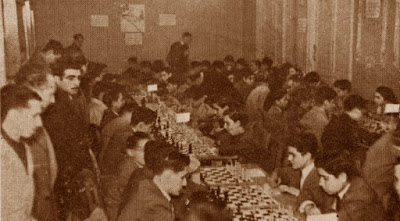 Campeonato Infantil de Ajedrez de Barcelona 1950