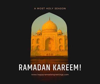 Happy Ramadan Mubarak Blessing 2021