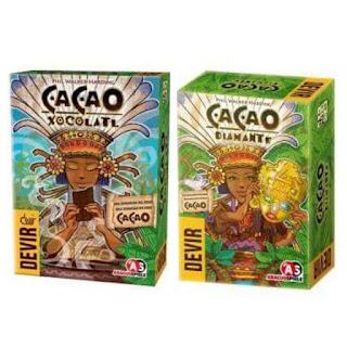 Cacao Xocolat y Diamant (unboxing) El club del dado 40471663_254116415435831_7913705833924395008_n