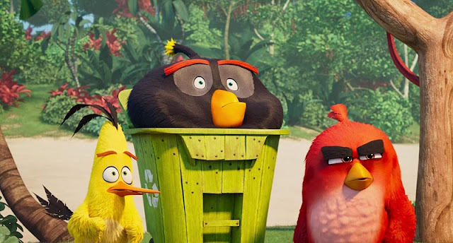 ANGRY BIRDS 2 IN THE MOVIE (2019)