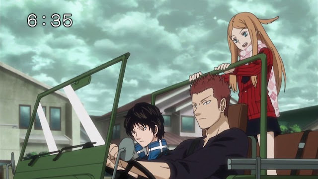 World Trigger: Border's strongest team