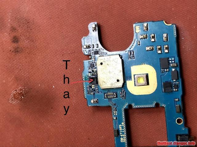 Chia sẻ Samsung a710 không xoay màn hình