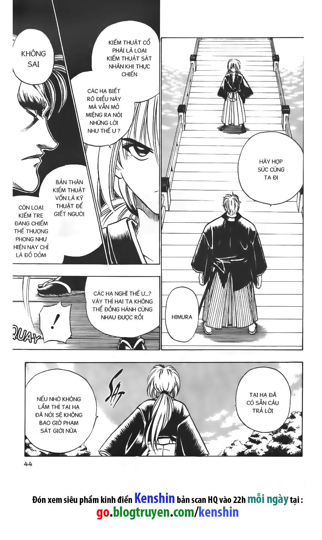 Rurouni Kenshin chap 37 trang 18