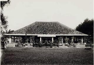 Foto Lawas Rumah Juragan Tanah Dari Karawaci