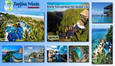 Kolam Renang Paling Spektakuler Di Bali