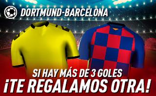 sportium Promo Dortmund vs Barcelona 17 septiembre 2019