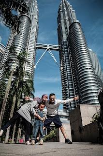 Panas Di Petronas