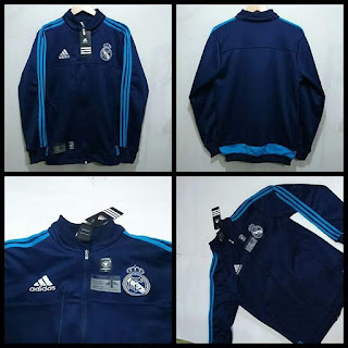 Jaket Real Madrid Navy