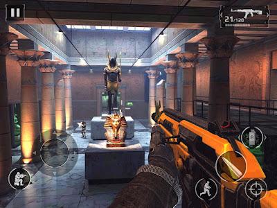 Download Modern Combat 5 eSports FPS v2.8.2a Mod Apk + Data
