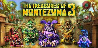 Treasures of Montezuma 3 Apk for Android (paid)