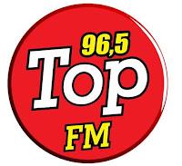 Rádio Top FM 96,5 de Campinas SP