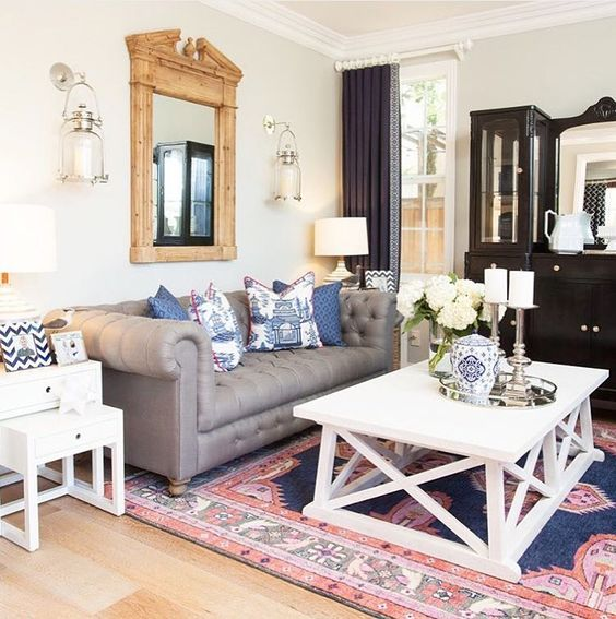 My Family Room Rug Decision / 50 Favorites For Friday ...
