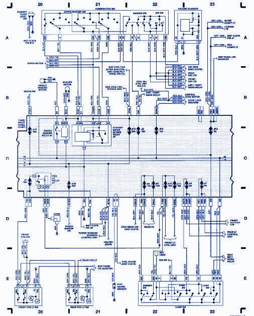 88 S10 Blazer Wiring Diagram Schematic Diagram Electronic