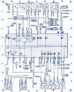 service owner manual : 1992 Audi 80 Wiring Diagram