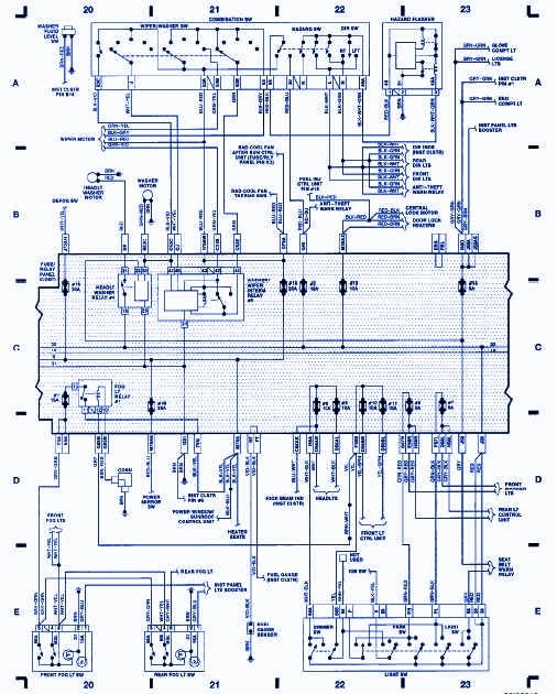 1994 Jetta Wiring Diagram Wiring Diagram