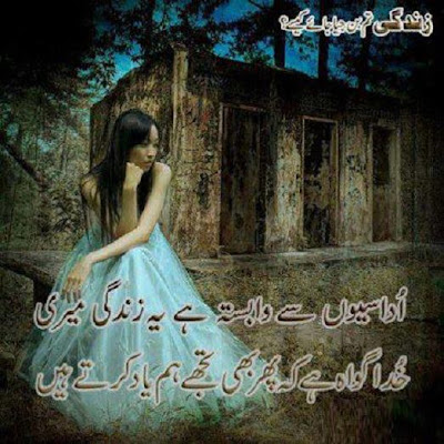 Best Sad Urdu Poetry (Shayari)