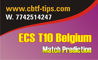 Who will win Today ECS T10 match Liege vs Ostend 2nd? Cricfrog
