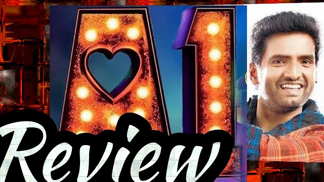 A1 Movie Review | Santhanam | Accused No 1 Movie