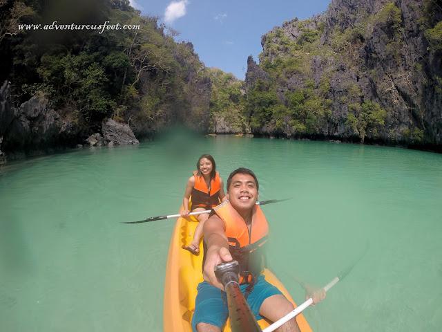 Adventurous Feet Part 2 Trip To El Nido Palawan Day 2
