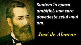 Citatul zilei: 1 mai - José de Alencar