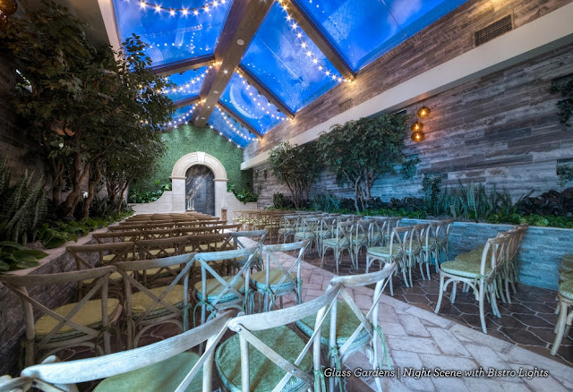 Las Vegas Strip Wedding Venues Chapel Of the Flowers Las Vegas NV