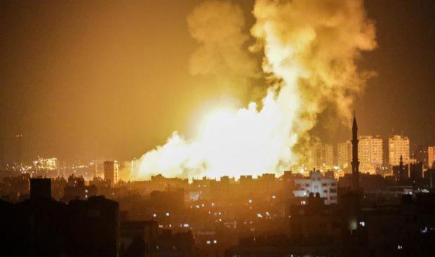 Gaza Memanas, Hamas Balas Gempuran Jet Israel