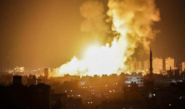 Israel Perluas Serangan Darat ke Gaza