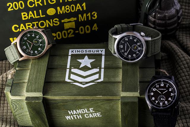 Kingsbury MS2 Platoon