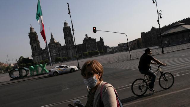 El número de casos de coronavirus en México se eleva a 1.890 y los fallecidos a 79