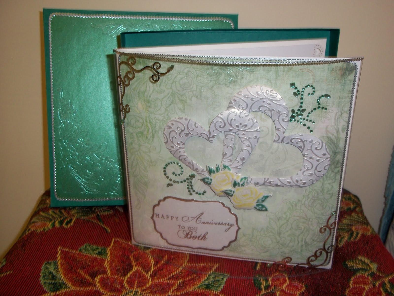 Emerald Wedding Anniversary Gifts: Emmas Cards UK