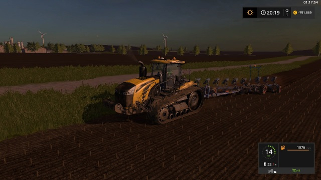 Download Farming Simulator 17 PC Games Gameplay