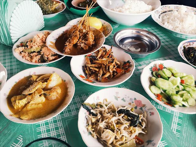 Percutian ke Padang, Indonesia [Part 1]